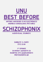 Unu Best Before - Schizophonix
